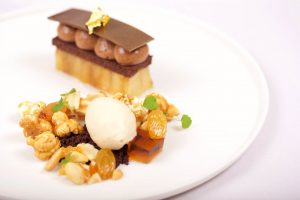 Simon Radley at The Chester Grosvenor for…gastronomic artistry