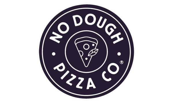No Dough Pizza Logo
