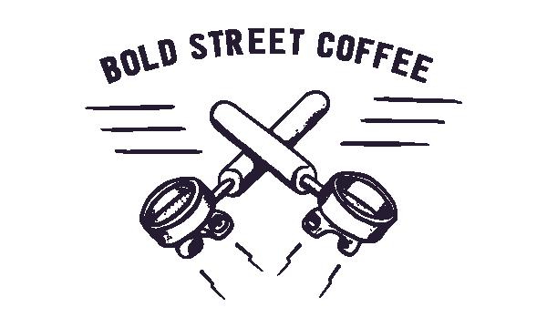 Bold street coffee logo