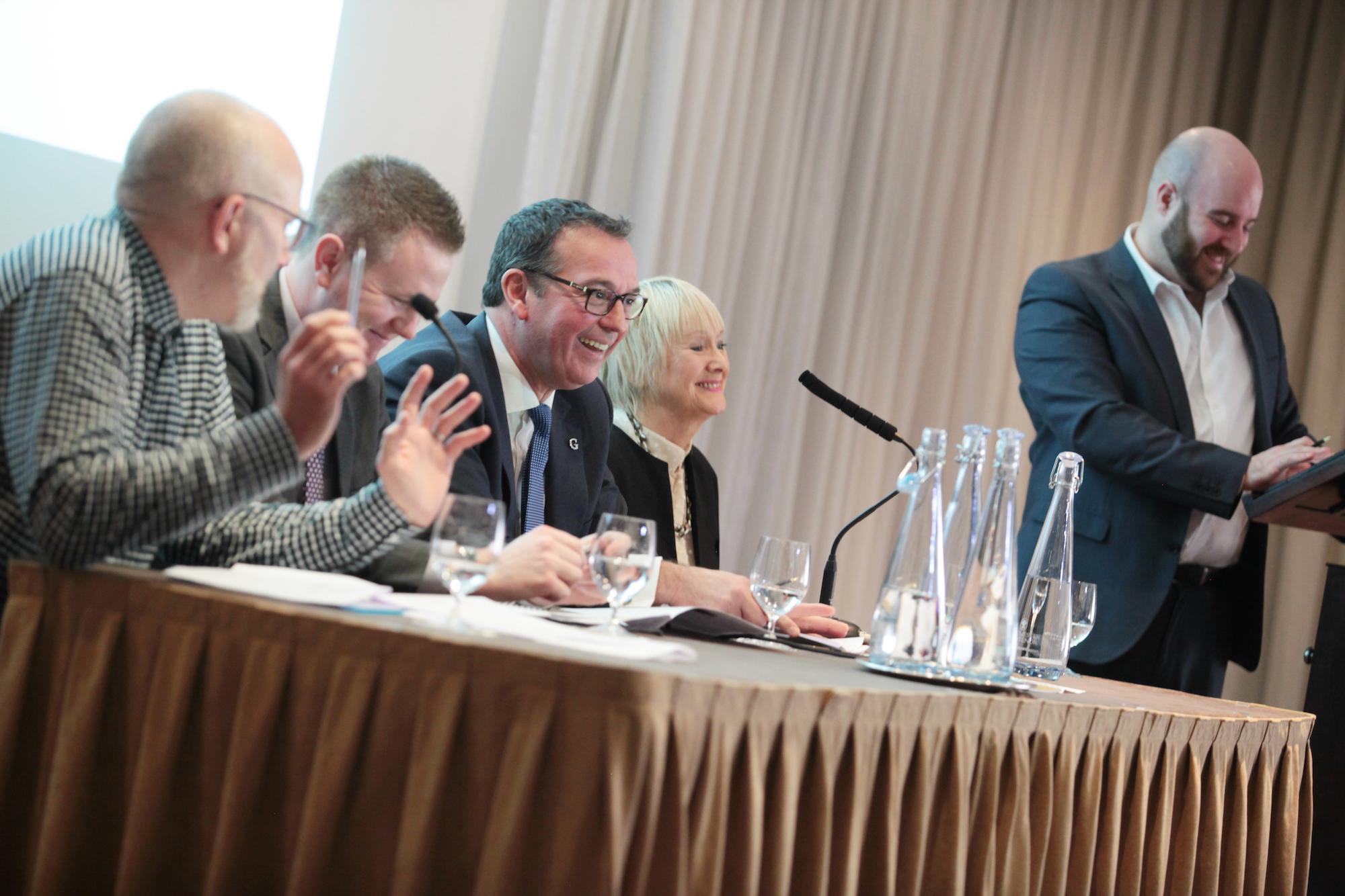 Chester Grosvenor hosts live debate on modern restaurant etiquette