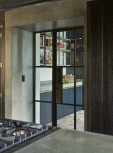 Hetherington Newman crittall doors