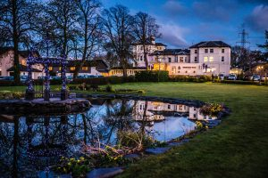luxurious hotel in the heart of the Wirral countryside