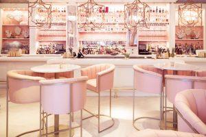 London bar feeling
