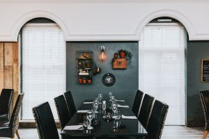 The Southgate Brasserie at Van Dyk by Wildes